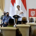 Apresiasi Kerja Gubernur Tangani Covid-19, Presiden: Ajak Aparat Lain Bekerja 'Extraordinary'