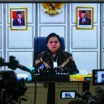 Airlangga: Presiden Minta Serapan Sektor Kesehatan Diakselerasi