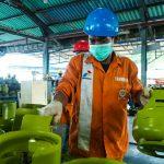 Mendekati Iduladha, Pertamina Siapkan Stok Tambahan 130.240 LPG di Kaltim
