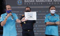 Operasi Dua Bulan, 22 Tersangka yang Ditangkap BNN RI Terancam Pidana Mati