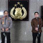 Program Pencegahan Covid-19, Kementerian BUMN Gandeng Polri