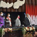 Sidang Tahunan, DPR Dorong Pemerintah Tingkatkan Penanganan Covid-19