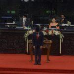 Pembiayaan Pembangunan 2021 dari Penerimaan Mandiri dan Pendapatan Negara