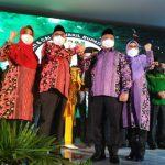 Pilkada Berau 2020: Muharram Deklarasikan Berpasangan dengan Gamalis