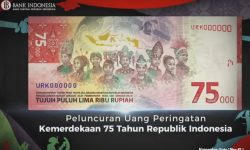 Bank Indonesia: Itu Baju Adat Suku Tidung, bukan China
