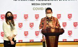 Jubir Satgas Covid-19: Kasus Aktif Indonesia di Bawah Rata-Rata Dunia