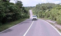 Rawan Kecelakaan, Jalan Usiran Harus Dipasangi Rambu