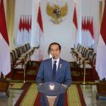 Presiden Jokowi Apresiasi 70 Tahun Hubungan Bilateral Indonesia-Tiongkok