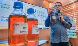 Biodiesel B40 Dalam Pengujian Ketahanan 1.000 Jam Engine