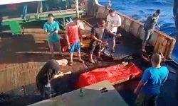 Kemlu Fasilitasi Pemenuhan Hak-hak ABK WNI Kapal Long Xing 629