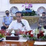 Jokowi: Masyarakat Khawatir Mengenai Covid-19