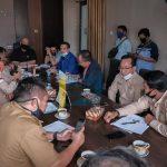Komisi III Bahas Dana Pembinaan Cabor dengan Dispora dan KONI