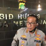 Polda Metro Jaya Pastikan Senpi Milik FPI