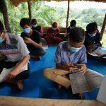 Sediakan Router, XL Axiata Beri Dukungan Pembelajaran Jarak Jauh di Pedesaan
