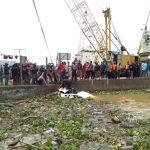 Begini Penjelasan Polisi Soal Avanza Nyebur ke Sungai Mahakam