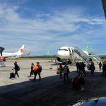 Terbang Perdana, Citilink dari Surabaya Mendarat Mulus di Samarinda