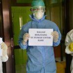 Nakes Positif Corona, Poli Klinik Rawat Jalan RSUD Nunukan Tutup 2 Pekan