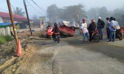 Hindari Jalan Ambelas di KM10 Poros Balikpapan – Samarinda, Ini Jalan Alternatifnya