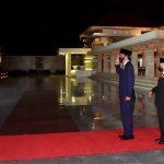 Presiden Jokowi Pimpin Apel Kehormatan dan Renungan Suci di TMP Kalibata