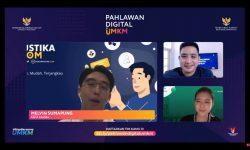 Pekan Ini, Pahlawan Digital Hadirkan Inovator Bantu UMKM Atasi Problem Hukum & SDM