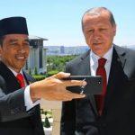 Presiden Jokowi Sampaikan Selamat Iduladha kepada Presiden Erdogan Lewat Telepon