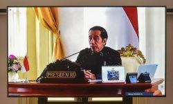 Ingatkan Gubernur, Presiden: Kasus Positif COVID-19 Kembali Meningkat