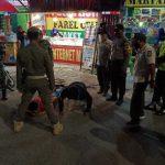 Warga Bontang yang Tidak Disiplin Pakai Masker Mulai Ditindak