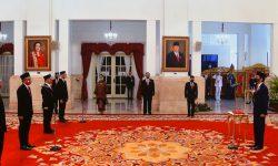 Presiden Lantik 20 Dubes LBBP di Istana Negara
