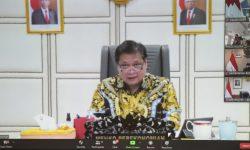 Airlangga: Presiden Dorong Petani Berkelompok Dalam Jumlah Besar
