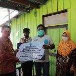 Gubernur Serahkan Bantuan Pemprov Kaltara ke Nelayan