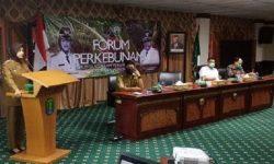 Bupati Nunukan Himbau Perusahaan Sawit Jalin Komunikasi yang Baik dengan Pemerintah