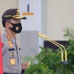 Setiap Anggota Polisi Bisa Menindak Pelanggar Protokol Corona