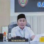 Gubernur Kalteng Sampaikan Kesiapan Lokasi 'Food Estate' di Wilayahnya