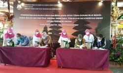 Pemkab Kutim Dapat Hibah Tujuh Sumor Bor dari Kementerian ESDM