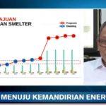 Kementerian ESDM Proyeksikan Tahun 2022 Ada 52 Smelter Beroperasi