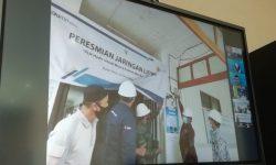 Lima Desa di Telen dan Kaubun Nikmati Listrik PLN