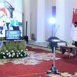 Presiden Ajak Rakyat Berikhtiar Kendalikan Covid-19 dan Saling Bantu