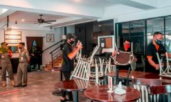 Ratusan Perkantoran dan Restoran di Jakarta Langgar PSBB Disegel