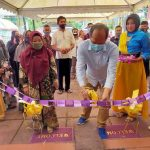 Ditengah Covid-19, Toko Nunukan Mart Hadir Dengan Belanja Non Tunai