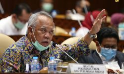 Pagu Anggaran Kementerian PUPR Tahun 2021 Sebesar Rp149,81 Triliun