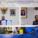 Bank Indonesia – Kemendag Sinergi Perkuat Pasar Dalam Negeri dan Tingkatkan Ekspor