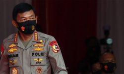 Tidak Menerapkan Prokes, Kapolda Jabar dan Kapolda Metro Jaya Dicopot