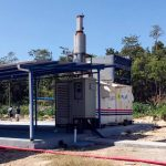 PLTD PLN di Pulau Maratua Belum Mengalirkan Listrik ke Masyarakat