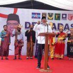 Pilkada Nunukan, Danni – Nasir: Janjikan Anggaran Pembangunan Tiap RT Rp150 Juta/Tahun