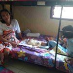 Dideportasi dari Malaysia, Alma Melahirkan di Puskemas Nunukan Selatan