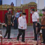 Jokowi: Kesehatan yang Baik, Kunci Ekonomi Membaik