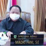 Ketua DPRD Berau Harapkan Bupati dan Wakil Bupati Tetap Fokus Tangani COVID-19