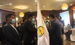 Mansyur Ajak Pengurus dan Anggota HIPMI Kutim Melek Industri 4.0
