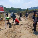 KLHK, Polri & TNI Pergoki Penambangan Ilegal, Lahan 263 Ha Disegel