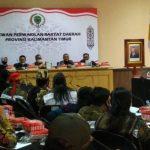 DPRD Kaltim Mediasi Dugaan Penyerobotan Lahan Oleh Kegiatan Tambang